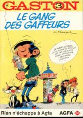 Gaston (Hors-série) -Ag3- AGFA3-Le gang des gaffeurs