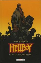 Hellboy (Delcourt) -3- Le Cercueil enchaîné
