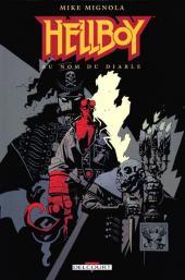 Hellboy (Delcourt) -2- Au nom du diable