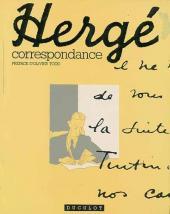 (AUT) Hergé -143- Correspondance