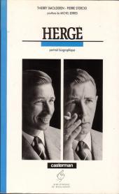 (AUT) Hergé -150- Hergé, portrait biographique