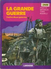 Histoire de France en bandes dessinées -22SP- La grande guerre : l'entre deux-guerres