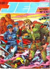 Jet Logan (puis Jet) -24- La Terre vivra !!