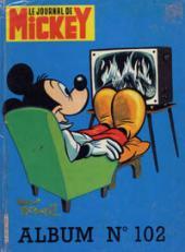 (Recueil) Mickey (Le Journal de) -102- Album n°102 (n°1584 à 1593)