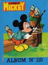 (Recueil) Mickey (Le Journal de) -110- Album n°110 (n°1664 à 1673)