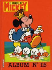 (Recueil) Mickey (Le Journal de) -116- Album n°116 (n°1724 à 1732)
