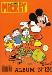 (Recueil) Mickey (Le Journal de) -124- Album n°124 (n°1798 à 1807)