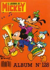 (Recueil) Mickey (Le Journal de) -128- Album n°128 (n°1838 à 1847)