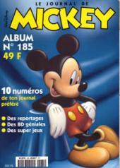 (Recueil) Mickey (Le Journal de) -185- Album 185 (n°2451 à 2467)