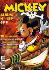 (Recueil) Mickey (Le Journal de) -189- Album 189 (n°2509 à 2520)