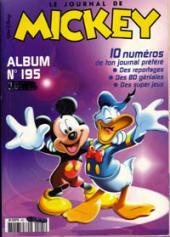 (Recueil) Mickey (Le Journal de) -195- Album 195 (n°2575 à 2586)
