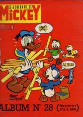 (Recueil) Mickey (Le Journal de) -28- Album n°28 (n°573 à 589)