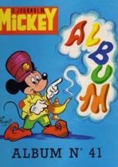 (Recueil) Mickey (Le Journal de) -41- Album n°41 (n°805 à 822)