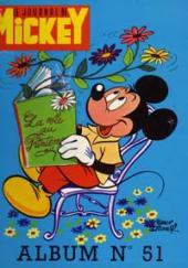 (Recueil) Mickey (Le Journal de) -51- Album n°51 (n°985 à 996)