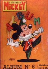 (Recueil) Mickey (Le Journal de) -6- Album n°6 (n°131 à 156)