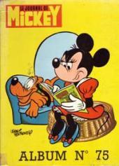 (Recueil) Mickey (Le Journal de) -75- Album n°75 (n°1304 à 1314)