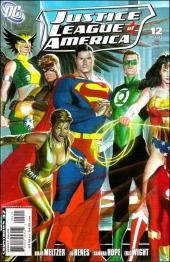 Justice League of America (2006) -12- Monitor duty