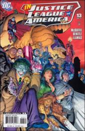 Justice League of America (2006) -13- Unlimited, chapter 2