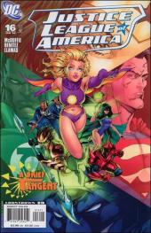 Justice League of America (2006) -16- A brief tangent