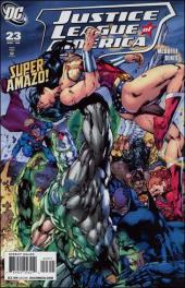 Justice League of America (2006) -23- The second coming, part 2: things fall apart