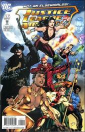 Justice League of America (2006) -26- The second coming, part 5: spiritus mundi