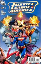 Justice League of America (2006) -37- Royal pain part 3 : Dead man's hand