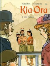 Kia Ora -2- Zoo humain
