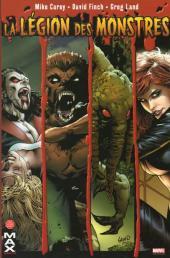 La légion des monstres - Tome 1