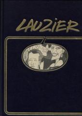 Lauzier (Intégrale) -2- La course du rat - La tête dans les sac - Lili fatale - L'île grande