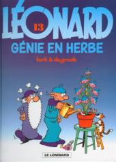 Léonard -13c00- Génie en herbe