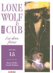 Lone Wolf & Cub -15- Les deux frères