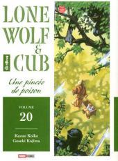 Lone Wolf & Cub -20- Une pincée de poison