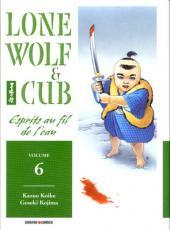 Lone Wolf & Cub -6- Esprits au fil de l'eau