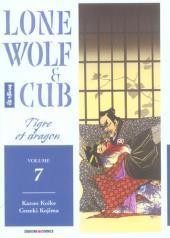 Lone Wolf & Cub -7- Tigre et Dragon