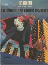 Luc Orient -8- La légion des anges maudits