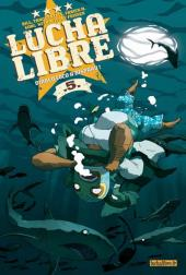 Lucha Libre -5- Diablo Loco a disparu!