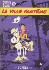 Lucky Luke -25- La ville fantôme
