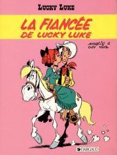 Lucky Luke -54- La fiancée de Lucky Luke