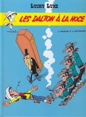 Lucky Luke -62FL- Les Dalton à la noce