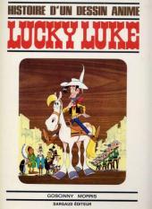 Lucky Luke -HS01- Histoire d'un dessin animé