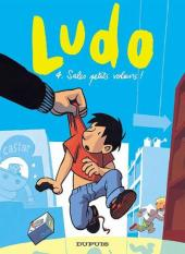Ludo -4- Sales petits voleurs !