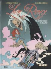 Lune rouge -3- Le royaume de jamais