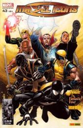 Marvel Icons (Marvel France 1re série) -43- Isla de la muerte