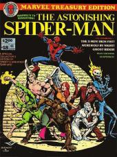 Couverture de Marvel Treasury Edition (1974) -18- The astonishing Spider-Man