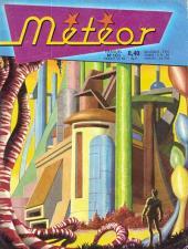 Météor (1re Série - Artima) -101- Planète sans nom