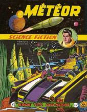 Météor (1re Série - Artima) -12- Aqua, cité sous-marine