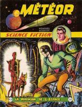 Météor (1re Série - Artima) -24- Le robinson de l'espace