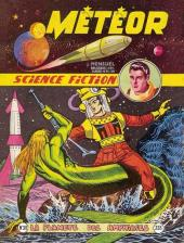 Météor (1re Série - Artima) -30- La planète des amphibies