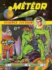 Météor (1re Série - Artima) -35- Chercheurs d'uranium