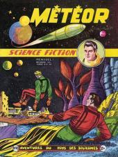 Météor (1re Série - Artima) -43- Aventure au pays des silicomes